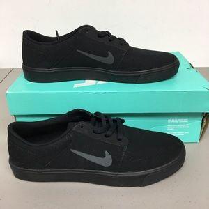Nike men's SB portmore sneaker 8.5